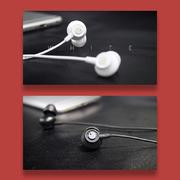 Tuddrom小魔鸭 轻巧入耳式耳机耳麦立体环绕音MO5
