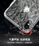 VIVO型号 钻石纹透明防摔软壳